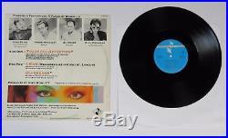 A FLOCK OF SEAGULLS Signed Autograph Transfer Affection / I Ran Album Vinyl LP