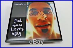 ATMOSPHERE Slug SIGNED + FRAMED God Loves Ugly Vinyl Record Album Rhymesayers