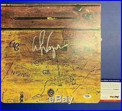 Alice Cooper Signed Vinyl PSA/DNA COA Schools Out Lp Album Rock Legend