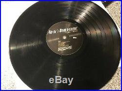 Amy Winehouse Signed Back to Black Album LP Record Vinyl RARE