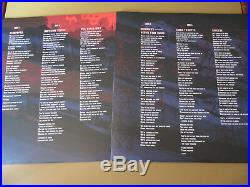 Autographed Judas Priest Firepower Signed Album Cover by all 5 member 2 X Vinyl