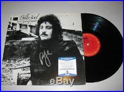 BILLY JOEL Signed COLD SPING HARBOR Autograph Vinyl LP Record Album Beckett COA
