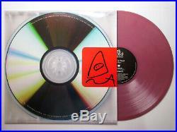 BOUND 2 Kanye West Signed YEEZUS with SKETCH Vinyl Album EXACT Proof Yeezys JSA