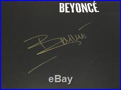 Beyonce Knowles Hand Signed Autograph Self Titled Album Lp 12 Vinyl Booklet Bey