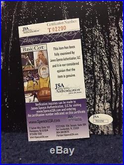 Big Sean IDFWU Rap Signed Auto Dark Sky Paradise Vinyl Album JSA COA