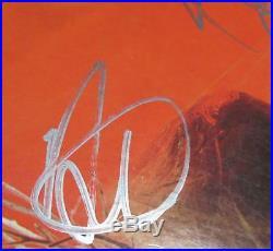 DEPECHE MODE Signed Autograph Speak & Spell Album Vinyl LP by 4 D. Gahan+