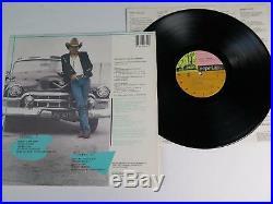 DWIGHT YOAKAM Signed Autograph Guitars Cadillacs Etc Etc Album Vinyl Record LP