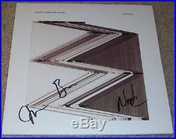 Death Cab For Cutie Signed Autograph Kintsugi Vinyl Album Record Ben Gibbard +2