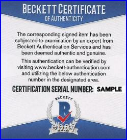 Drake Signed Take Care Framed Vinyl Album Autograph 6god Inscription Ovo Beckett