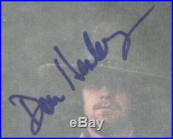 EAGLES Signed Autograph Desperado Album Vinyl LP by 4 Don Henley, Glenn Frey +