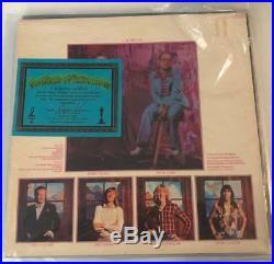 ELTON JOHN Caribou Vinyl Album with Signed Authentic Autograph Comes w COA MINT