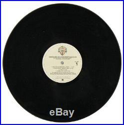 Eddie Van Halen & Alex Van Halen Signed Album Cover With Vinyl PSA/DNA #Q52112