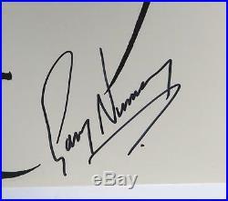 GARY NUMAN Signed Autograph Tubeway Army Featuring. Album Record Vinyl LP