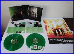 Govt Mule RARE Signed LBI GREEN VINYL Album 157/500 Evil Teen WARREN HAYNES