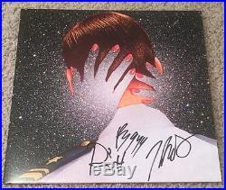 HIGHLY SUSPECT SIGNED AUTOGRAPH MISTER ASYLUM VINYL ALBUM withPROOF JOHNNY STEVENS