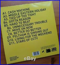 Hard-Fi Stars of CCTV Vinyl Double Album SIGNED & UNPLAYED
