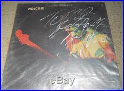 JIMI HENDRIX signed autographed Vinyl album by BUDDY MILES