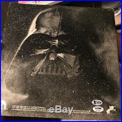 JOHN WILLIAMS signed STAR WARS album LP vinyl AUTOGRAPH auto PSA BAS Beckett LOA