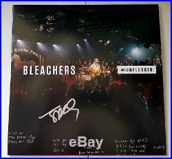 Jack Antonoff Bleachers Hand Signed Record Store Day Vinyl Album Mtv Unplugged