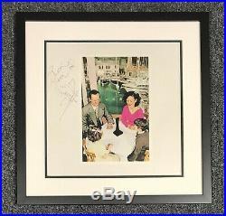 Jimmy Page Signed LED ZEPPELIN 1976 PRESENCE Record Album Vinyl AUTO SGC LOA