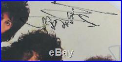 KISS Signed Autograph Lick It Up Album Vinyl LP by 5 Paul Stanley, Eric Carr +