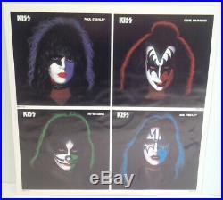 KISS Signed/Autographed 1978 Paul Stanley Solo Casablanca LP/Album/Vinyl EX+/EX+