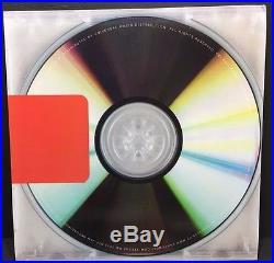 Kanye West Signed Yeezus Vinyl Album Record The Life Of Pablo Yeezy Auto Coa