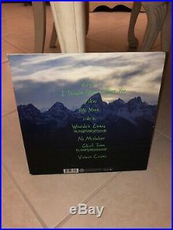 Kanye West Yeezy Rap Signed Auto Ye Vinyl Album Bipolar Disorder PSA/DNA COA