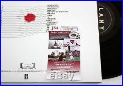 LANY BAND SIGNED SELF-TITLED 2x LP VINYL RECORD ALBUM ST PAUL KLEIN RARE JSA COA