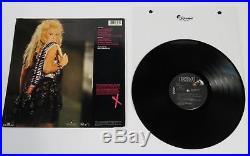 LITA FORD Signed Autograph Lita S/T Album Vinyl Record LP The Runaways