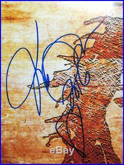 Lauren Hill Signed The Miseducation of. Vinyl Album PROOF JSA COA Fugees