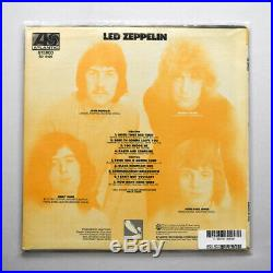 Led Zeppelin Signed Vinyl Record Led Zeppelin Album I Great Condition