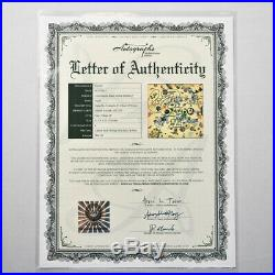 Led Zeppelin Signed Vinyl Record Led Zeppelin Album III Great Condition