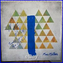 MAC MILLER Autographed Signed BLUE SLIDE PARK VINYL Record Album withINSCRIPTION