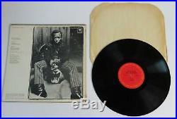 MILES DAVIS QUINTET Signed Autograph Miles In The Sky Album Vinyl LP by 3 JAZZ