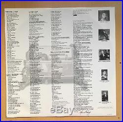 Mariah Carey Music Box VINYL LP ALBUM EU EDITION EXTRA TRACK Autographed SIGNED