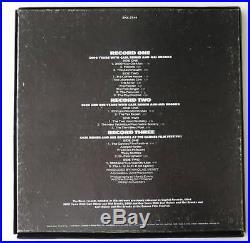 Mel Brooks & Carl Reiner Signed Authentic Vinyl Record Album (PSA/DNA) #T58793