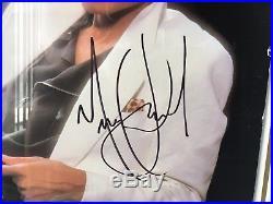 Michael Jackson signed Thriller vinyl album