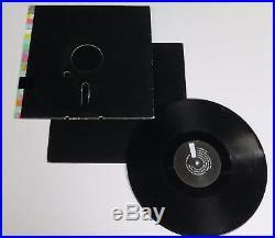 NEW ORDER Signed Autograph Blue Monday Album Vinyl LP by all 4 Joy Division