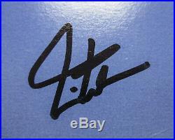 Neil Peart Signed RUSH HEMISPHERES Vinyl Album EXACT Proof JSA