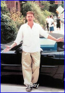 PAUL McCARTNEY The Beatles Signed NM ABBEY ROAD Album withVinyl To Steve JSA