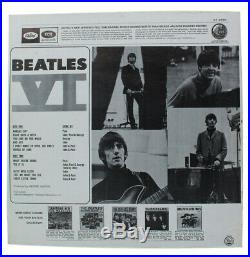 Paul McCartney Signed Beatles VI Vinyl Record Album JSA Roger Epperson LOA