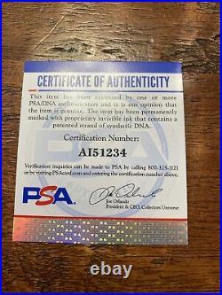 Post Malone Signed Stoney LP Record Album Vinyl PSA DNA COA Autographed Rap
