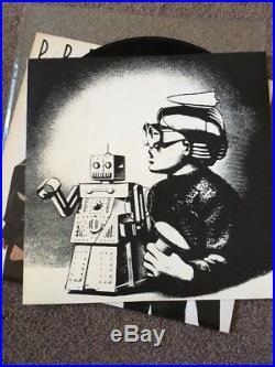 Pretenders Signed Pretenders 1st Vinyl Album