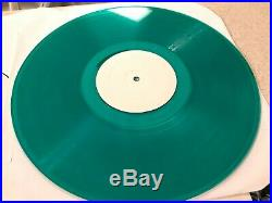 Primus Green Naugahyde Indie Secret Limited Edition Vinyl Album Signed 408/750
