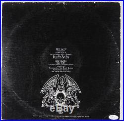 Queen II Signed Autograph Record Vinyl Album JSA Brian May Roger Taylor
