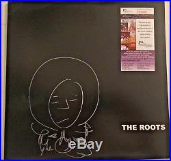 Questlove Signed Autographed Album Vinyl Record The Roots Organix Music Jsa