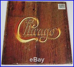 Robert Lamm CHICAGO (the band) Signed Autograph Chicago V Album Vinyl LP x6