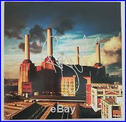 Roger Waters Signed Pink Floyd Animals Vinyl Record Album LP LEGEND Rare RAD