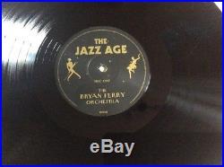 ## SIGNED ## The Bryan Ferry Orchestra The Jazz Age RARE Vinyl LP album 2012